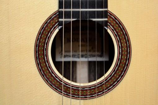 Kodaira AST 100 Konzertgitarre 3