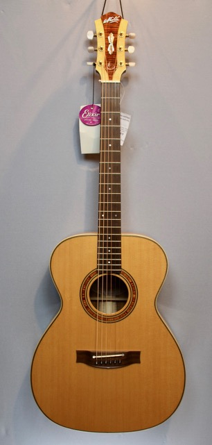 Maton W.A. MAY Westerngitarre Berlin 6