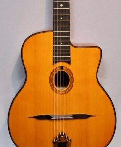 Saga Gitane DG250 Selmer Style Jazz Guitar 3