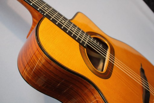 Saga Gitane D500 Gypsy Jazz Guitar 1