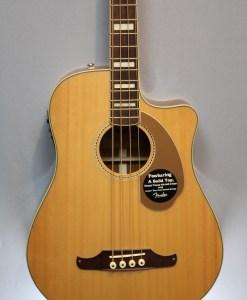 Fender Kingman Bass SCE 2