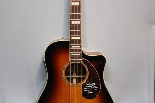 Fender Kingman SCE 3SB Akustikbass