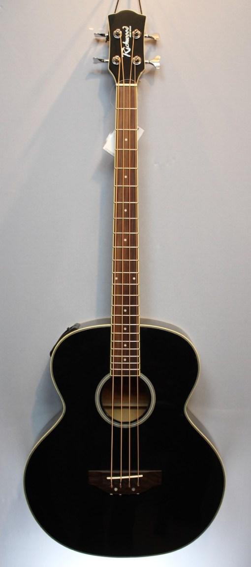 Richwood RB-60 EBK Akustikbass 1