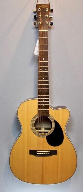 SIGMA OMRC-28E Akustikgitarre 2