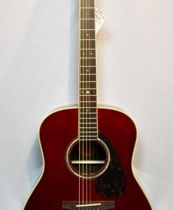 Yamaha LL6 ARE - Dark Tint Westerngitarre 2