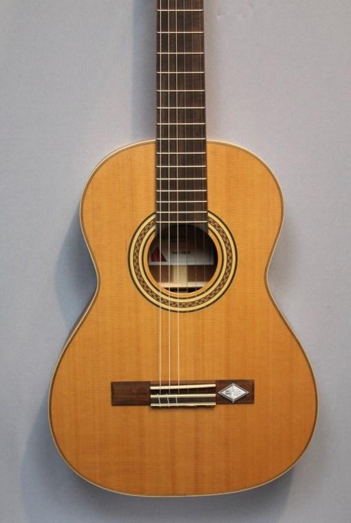 La Mancha CM-59 Konzertgitarre für Anfänger Korpus
