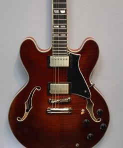 Stanford Thinline 35 AV Jazzgitarre 6