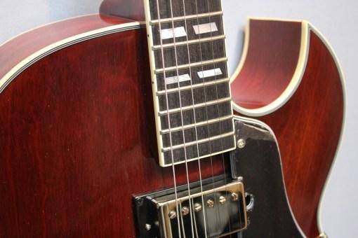Stanford CR FATBOY 75 Jazzgitarre 3