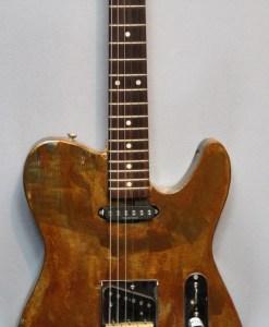 Berlin Custom Guitars Telley Rusty Dimant