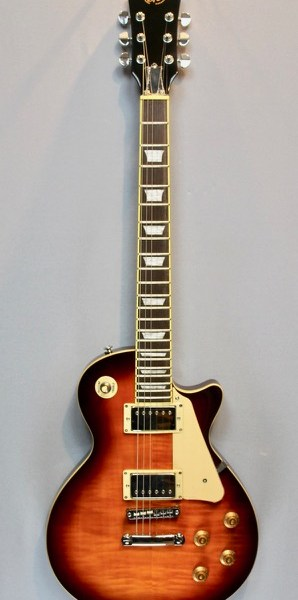 SX EF3D DS E-Gitarre 2