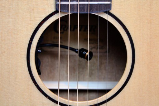 Crafter ES-PE Parlour Gitarre< 2