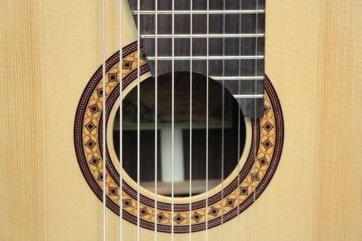 Salvador Cortez CS-60-10 10 saitige Classic Gitarre 2