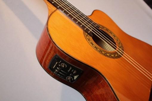 Artesano Sonata RC Klassik-Gitarre 3