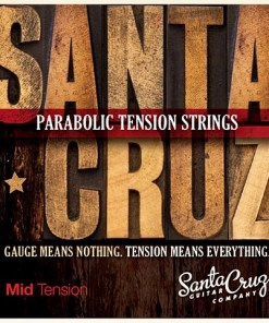 Santa Cruz Mid Tension Akustik Gitarren Saiten