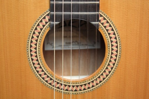 DEA Guitars GODDESS Cedar Klassik-Gitarre 1