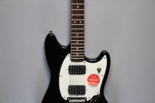 Fender Squier Bullet Mustang HH blk Guitar Shop