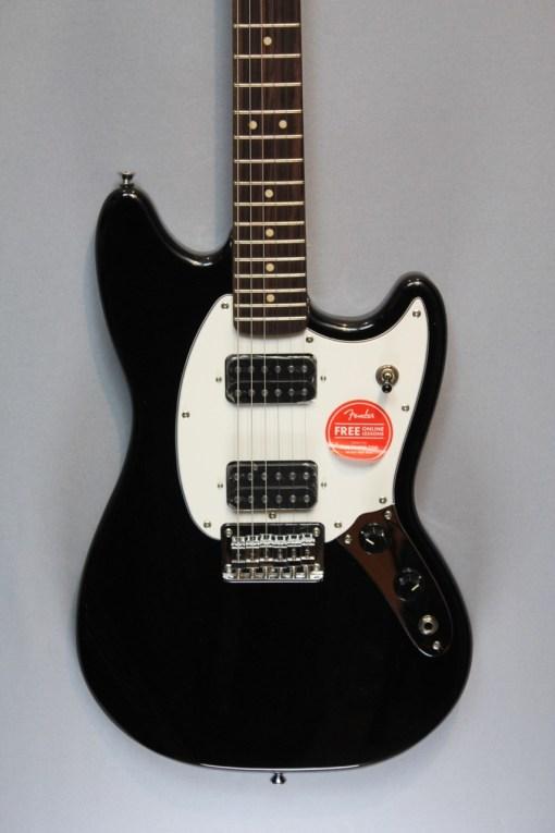 Fender Squier Bullet Mustang HH blk 2
