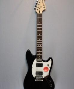 Fender Squier Bullet Mustang HH blk 1