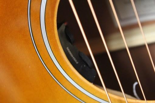 Sigma Guitars DM-SG5+ Folk Gitarre 3