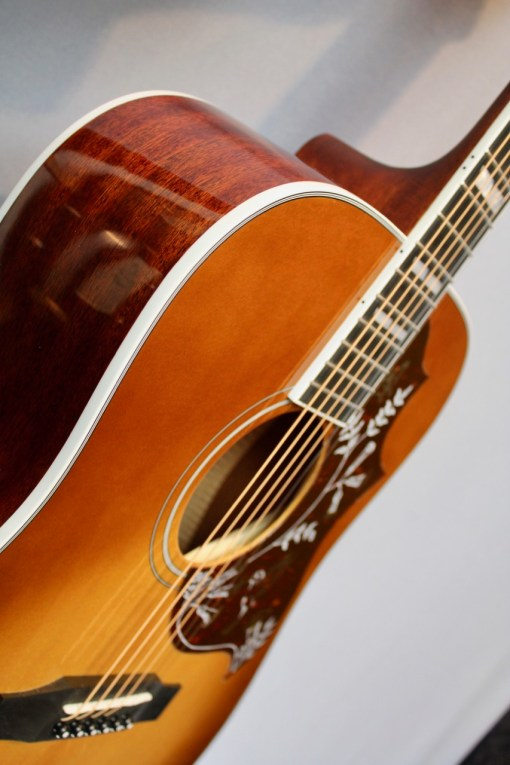 Sigma Guitars DM-SG5+ Folk Gitarre 2