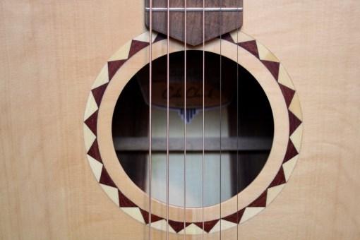 Cole Clark FL2EC HSBB-LTD Folkgitarre 4