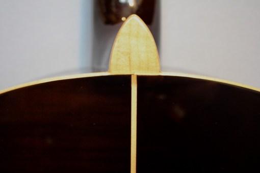 La Mancha Jade black Konzertgitarre 1