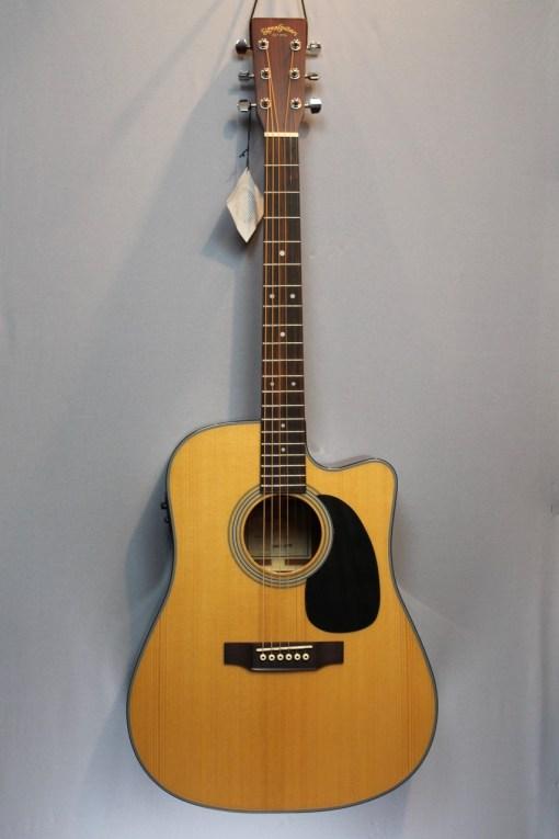 Sigma Guitars DMC-1STE Westerngitarre 2