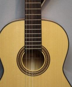 La Mancha Amber Flamencogitarre