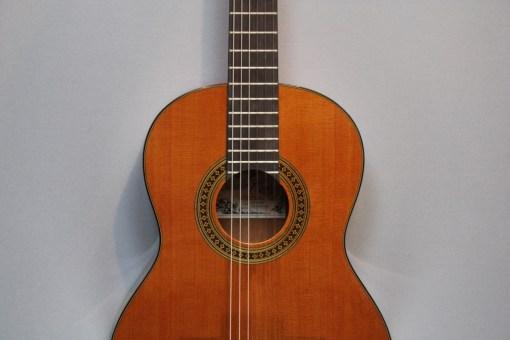 Salvador Cortez CC-10-SN Senorita 7/8 Konzertgitarre