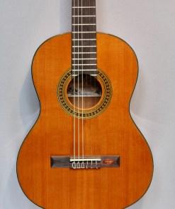 Salvador Cortez CC-10-SN Senorita 7/8 Konzertgitarre 2