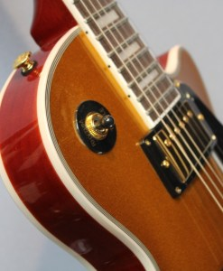 SX EF3D GD E-Gitarre 1