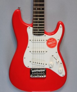 Fender Squier Mini Strat V2 TR E-Gitarre 2