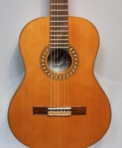 Höfner HC504 7/8 Konzertgitarre für Anfänger 2