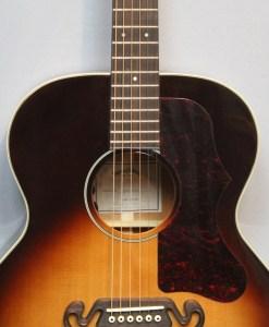 Sigma GJM-SG 100 Vintage Sunburst Westerngitarre mit Tonabnehmer