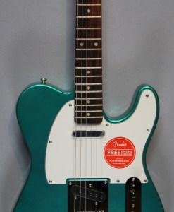 Squier Affinity RCG RW E-Gitarre Guitar Shop