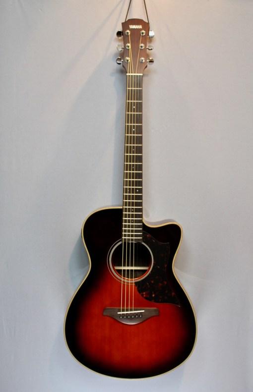 Yamaha AC1RII TBS Westerngitarre 3