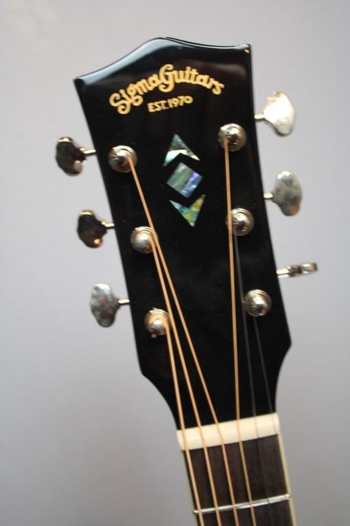 Sigma Guitars JR-SG Advanced Jumbo 1