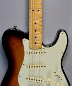 Fender 2018 Strat-Tele Hybrid Ltd E.-Gitarre Berlin
