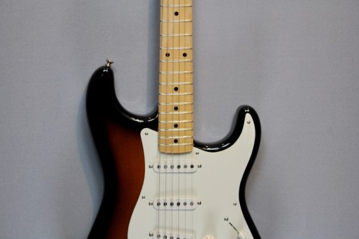 FENDER American Original 50s Strat MN 2TSB E-Gitarre Berlin