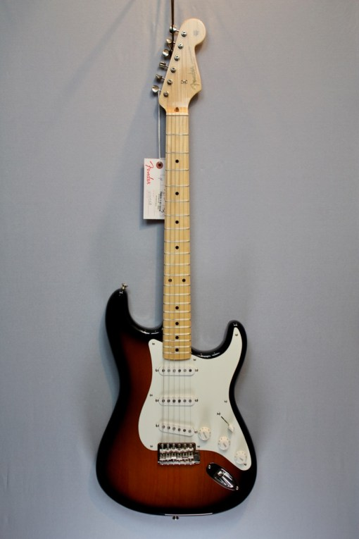 FENDER American Original 50s Strat MN 2TSB E-Gitarre 3