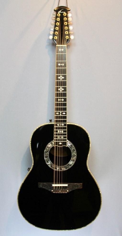 Ovation Custom Legend 1759 12-string 5