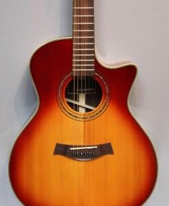 Stanford Nova 2 SP GA CW Akustikgitarre 5