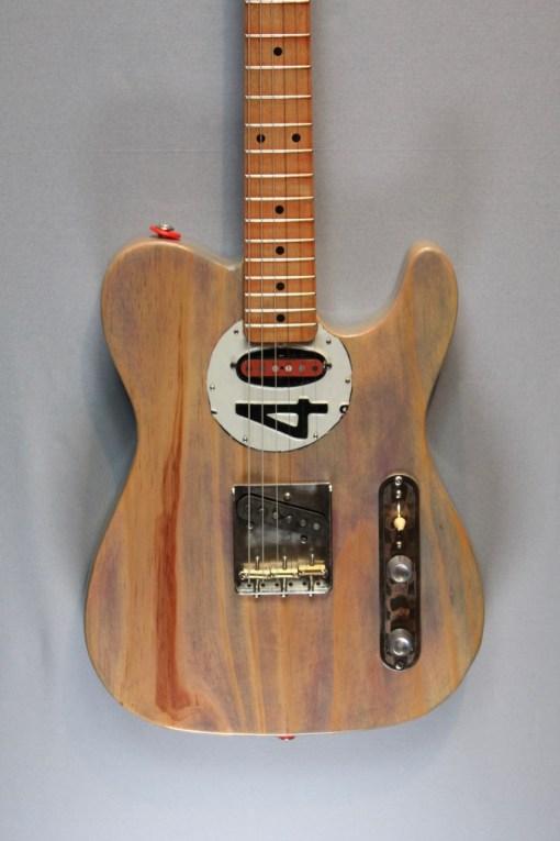 Babushka E-Gitarre 4