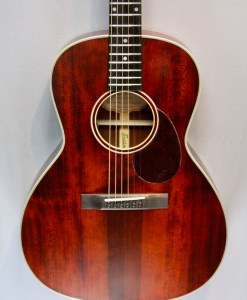 Eastman E1 00 SS LTD Foklgitarre 7