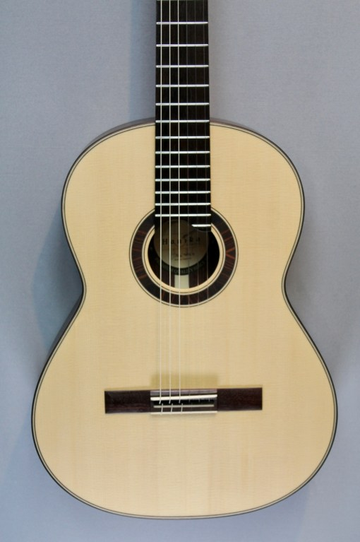 Hanika Natural-PF Konzertgitarre 5
