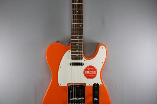 Fender Squier Affi­nity Tele Orange