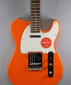 Fender Squier Affi­nity Tele Orange 6