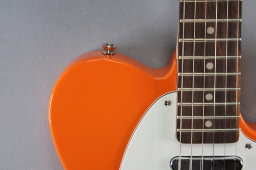 Fender Squier Affinity Tele Orange 3
