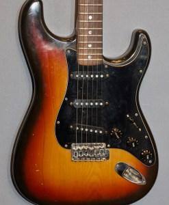 Fender Stratocaster 1979 Hard Tail 3
