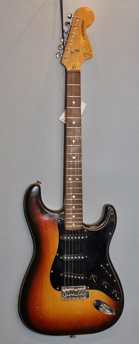 Fender Stratocaster 1979 Hard Tail 2